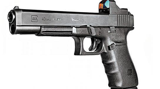 Glock G40 Gen 4 MOS configuraton