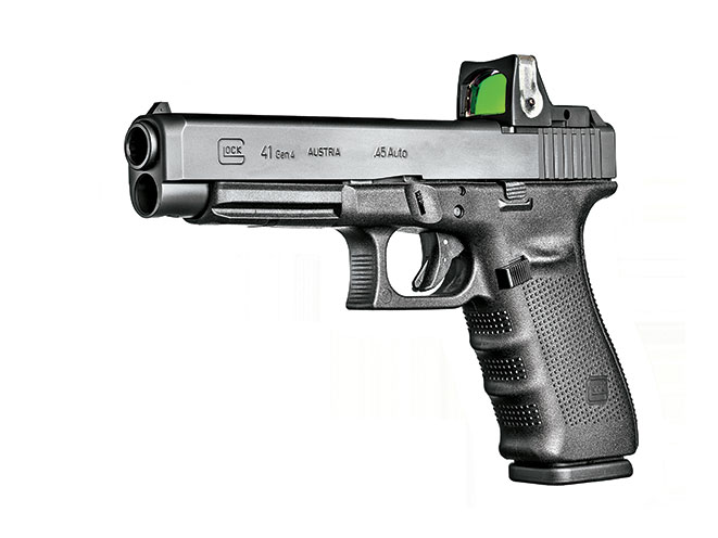Glock G41 Gen4 In MOS Configuration