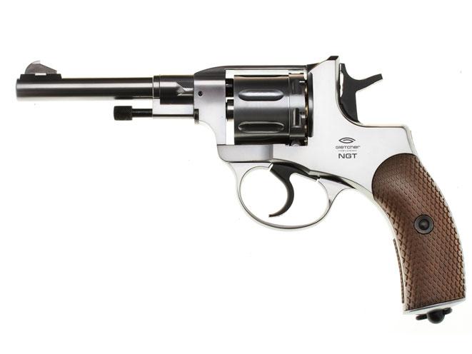 Gletcher NGT Silver, gletcher, gletcher gun, gletcher revolver, NGT Silver