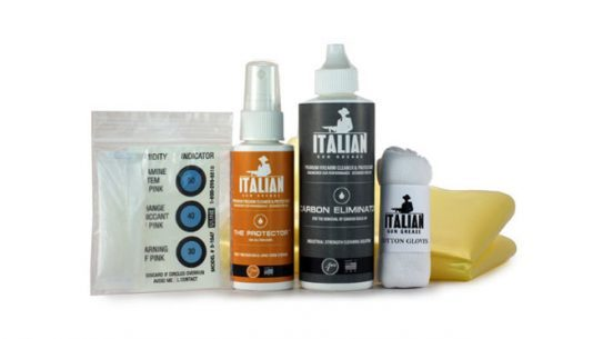italian gun grease, italian gun grease long term protection kit, italian gun grease gun cleaning, italian gun grease gun care, long term protection kit