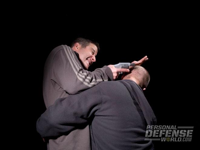 Pistol Punching