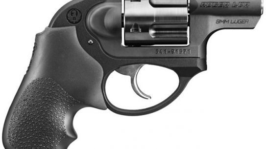 Ruger LCR 9mm, Ruger, Ruger LCR, 9mm