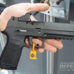Sig Sauer P320, handguns, reflex sights