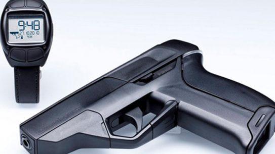 Armatix iP1, Armatix iP1 gun, Armatix iP1 handgun, Armatix iP1 smart gun, smart gun, smart guns