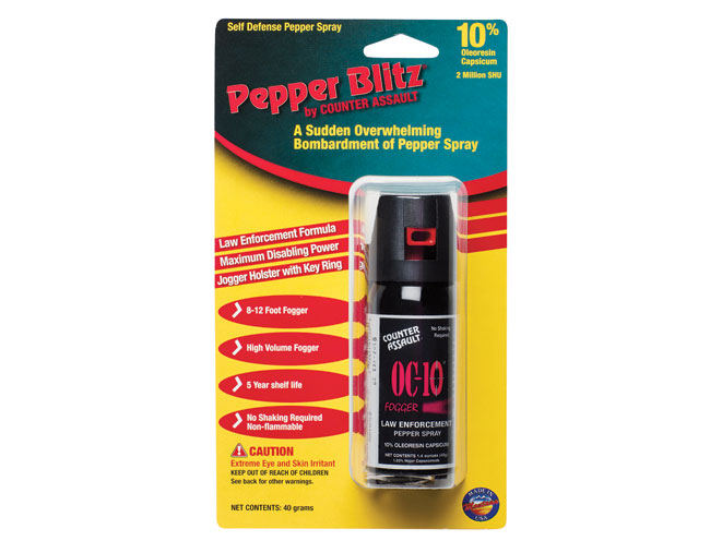 less lethal, less lethal products, less lethal self defense, less lethal gear, counter assault pepper spray