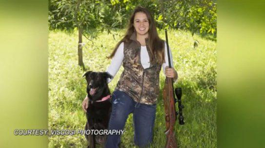 Rebekah Rorick Rifle Photo, rebekah rorick, rebekah rorick rifle