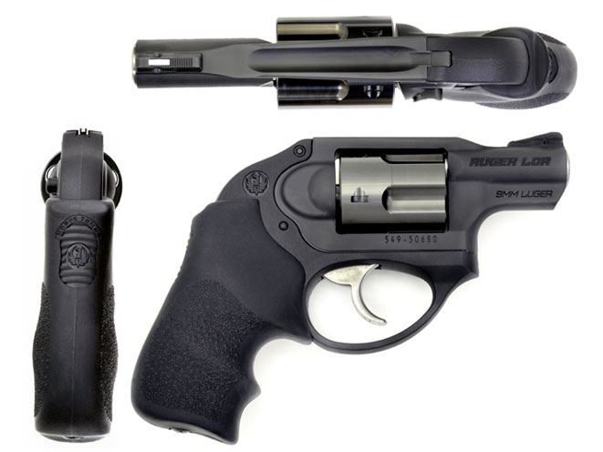 Ruger LCR 9mm Double-Action Revolver