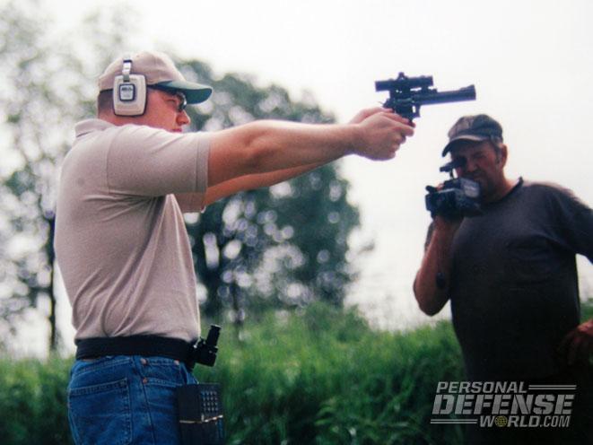 shooting, dry-fire practice, shooting skills, range training