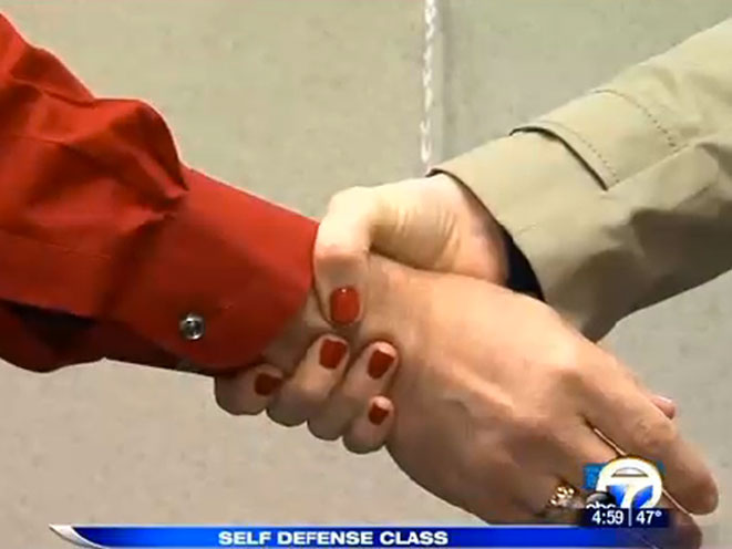 Arkansas Women's Self-Defense Class, self-defense, women's self-defense