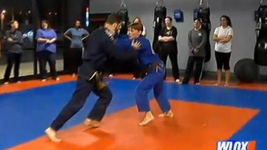 Women's Self-Defense Seminar, ann sanford, jiu jitsu, ann sanford jiu jitsu