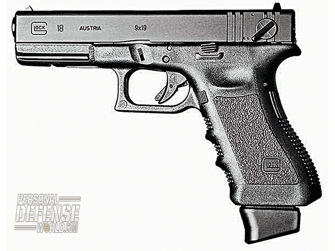 Glock 2015 buyers guide 9x19 G18C