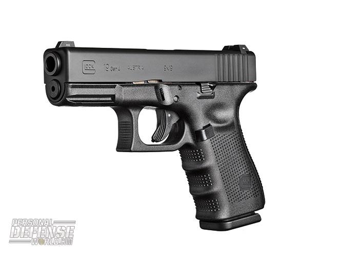 Glock 2015 Buyer's guide 9x19 G19 Gen4