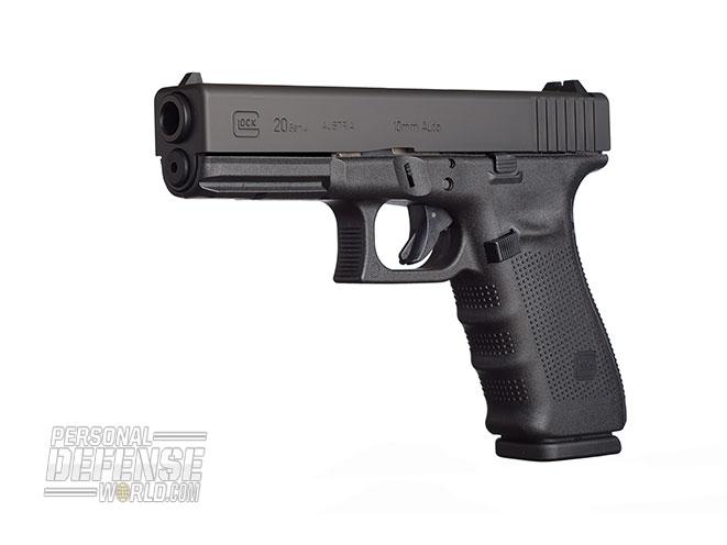 Glock 2015 buyers guide 10 mm G20 Gen4