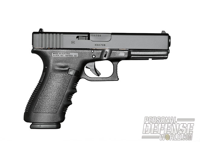 Glock 2015 Buyer's guide .45 Auto G21SF Gen3