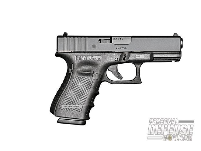 Glock 2015 Buyer's guide .40 G23 Gen3