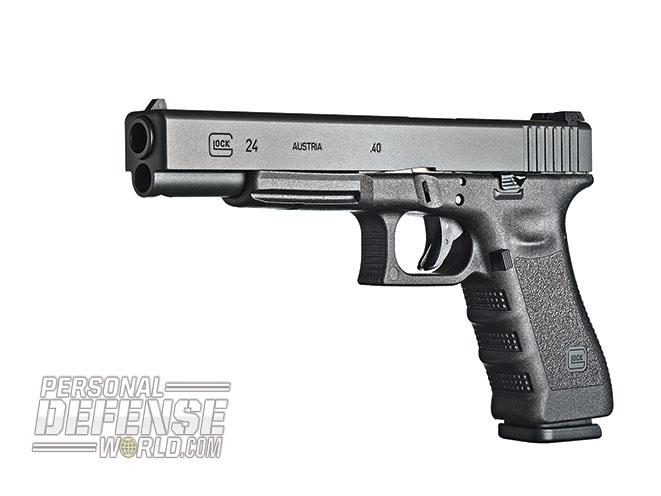 Glock 2015 Buyer's guide .40 G24 Gen3