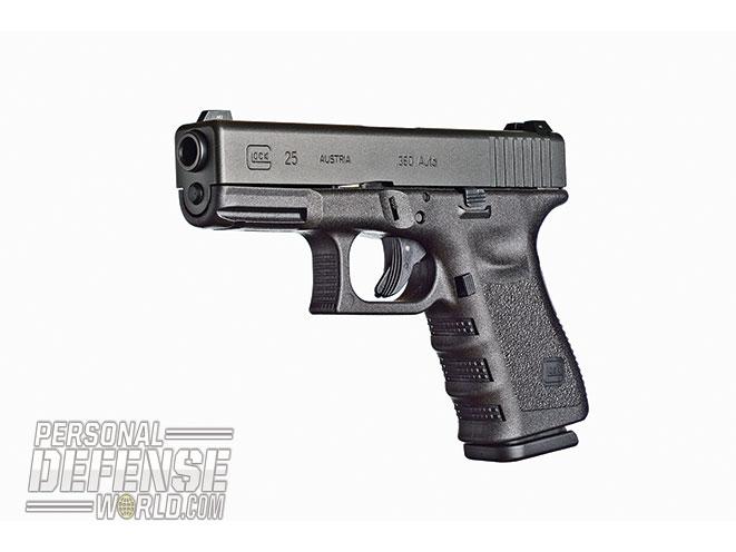 Glock 2015 Buyer's guide .380 Auto G25 Gen3