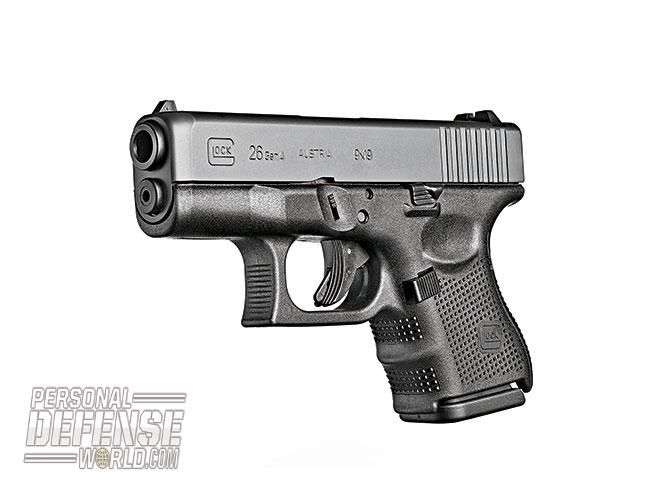 Glock 2015 Buyer's guide 9x19 G26 Gen4