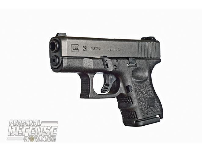 Glock 2015 Buyer's guide .380 Auto G28 Gen3