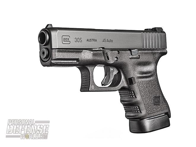 Glock 2015 Buyer's guide G30S Gen3 rear