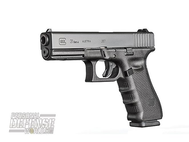 Glock 2015 buyers guide .357 G31 Gen4
