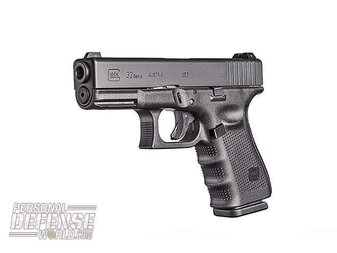Glock 2015 buyers guide .357 G32 Gen4