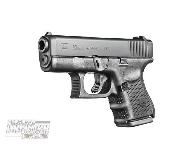 Glock 2015 buyers guide .357 G33 Gen4