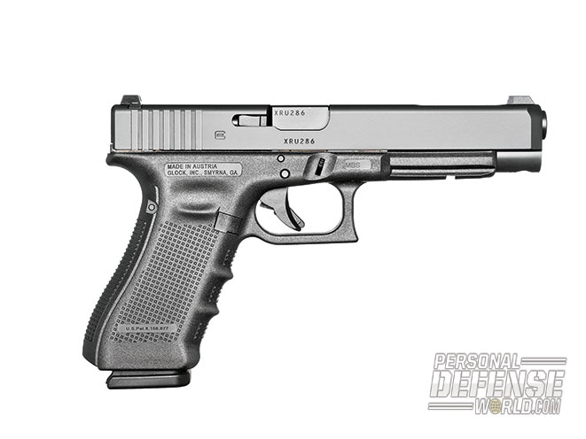 Glock Buyer's guide 2015 9x19 G34 Gen4