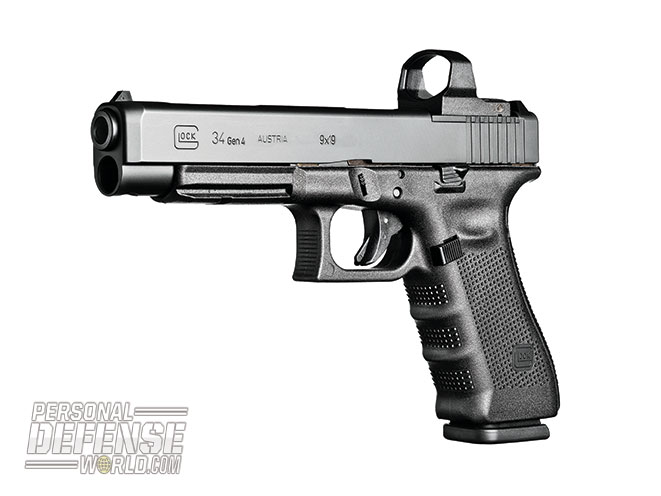 Glock 2015 Buyer's GuideG34 Gen 4 in MOS Configuration