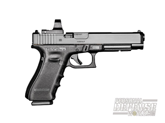 Glock 2015 Buyer's GuideG34 Gen 4 in MOS Configuration