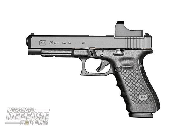 Glock 2015 Buyers guide .40 G35 Gen4 in MOS Configuratiom