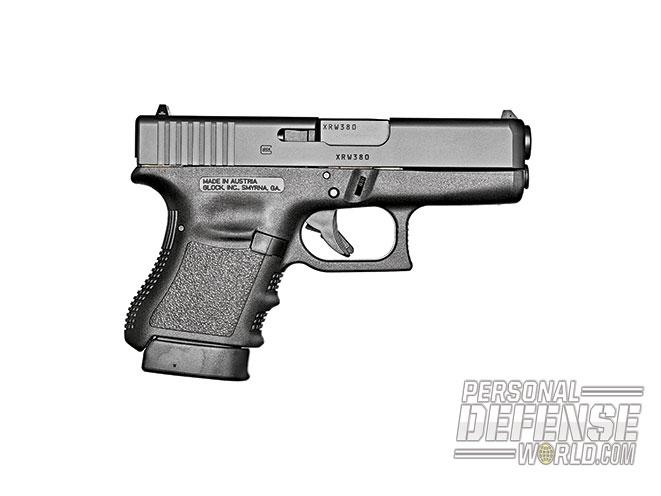 Glock 2015 buyers guide .45 Auto G36 Gen3