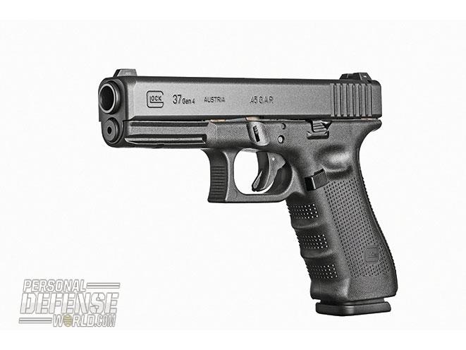 Glock 2015 buyers guide .45 G.A.P G37 Gen4