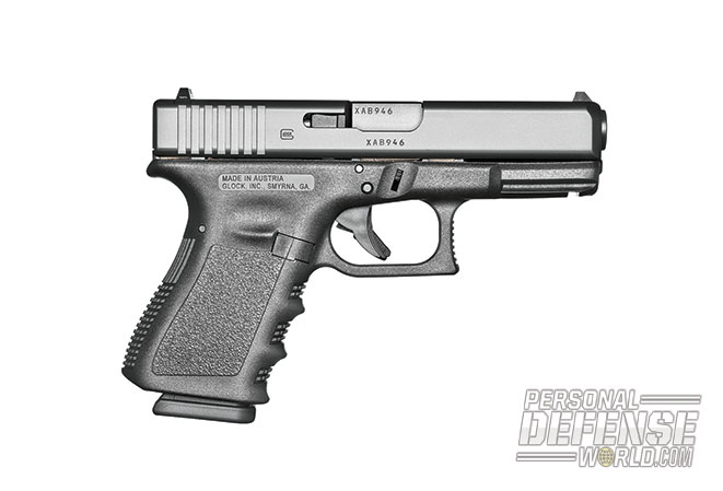 Glock 2015 buyers guide .45 G.A.P G38 Gen3
