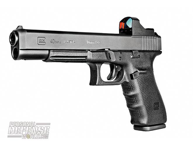 Glock 2015 buyer's guide G40 Gen4 MOS