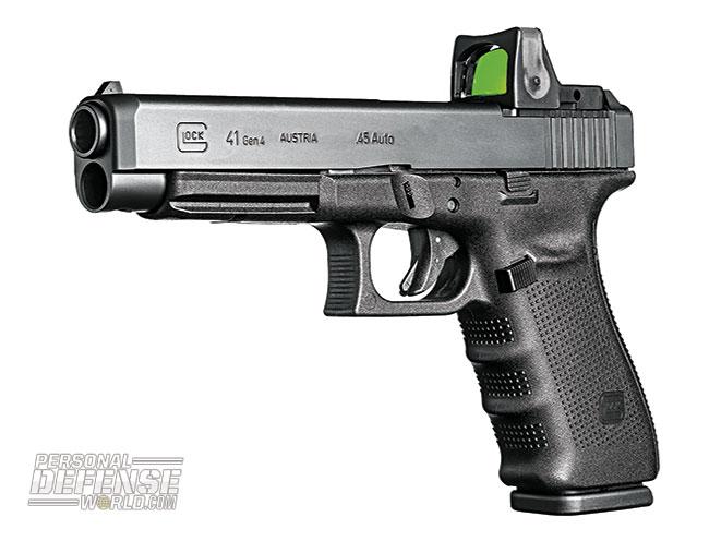 G41 Glock 2015 buyers guide Gen4 in MOS configuration
