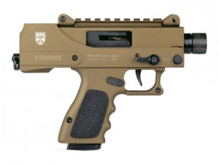 MPA930DMG, MasterPiece Arms, masterpiece, MPA930DMG pistol
