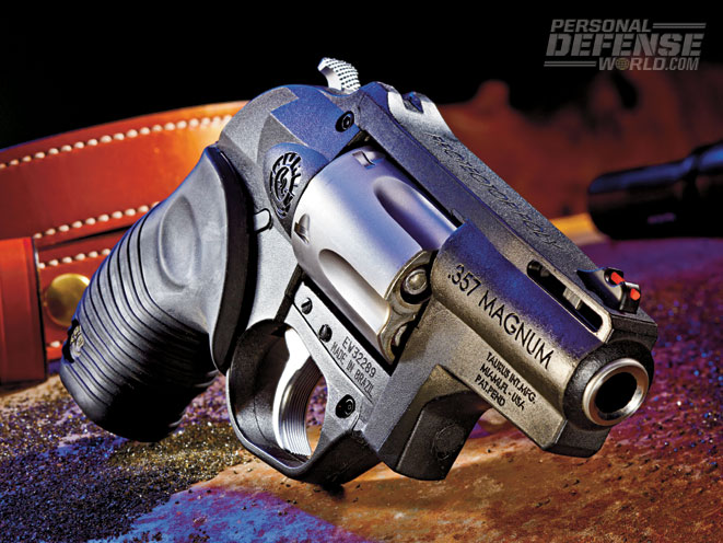 Taurus Dt 357 Mag Revolver Gun Review