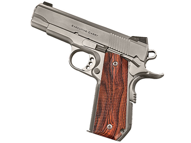 Ed Brown Executive Carry, concealed carry, compact carry, compact handguns