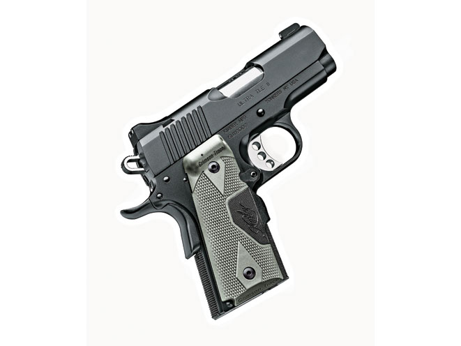 Kimber Ultra Carry TLE II (LG), compact handguns, concealed carry