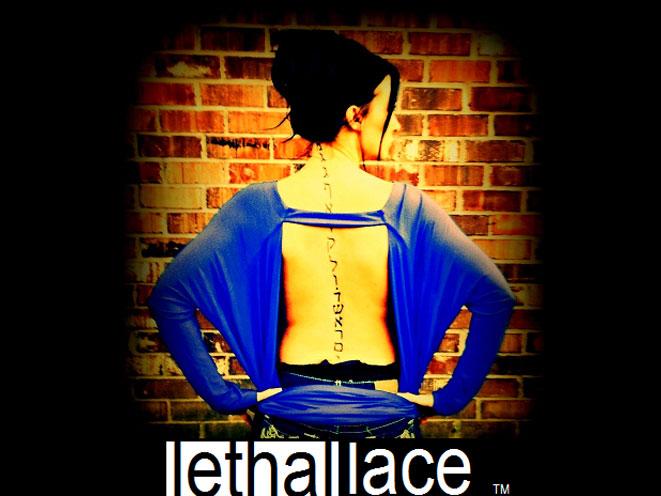 Lethal Lace, lethal lace holster, holsters, holster