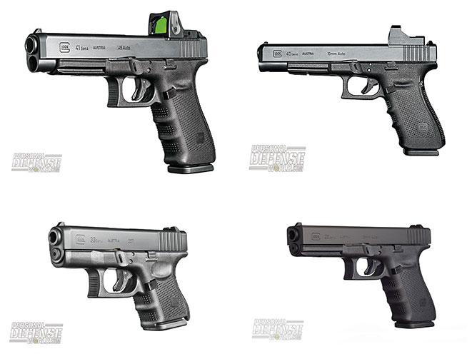 Glock Autopistols 2015 Buyer's Guide lead