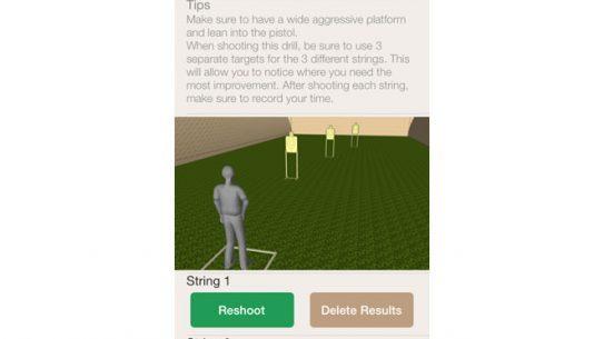 Pro-Shot App, max michel jr pro-shot app, double-alpha academy