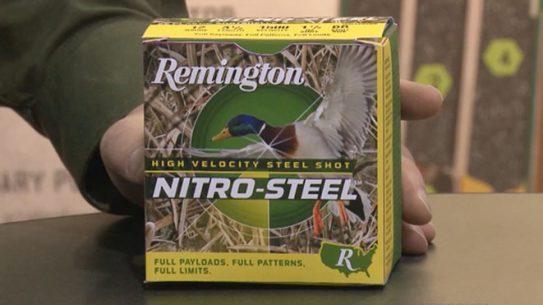 remington, remington nitro steel, nitro steel