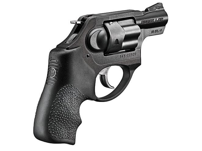 snub-nose revolver, revolvers, snub-nose revolvers, revolver, Ruger LCRx