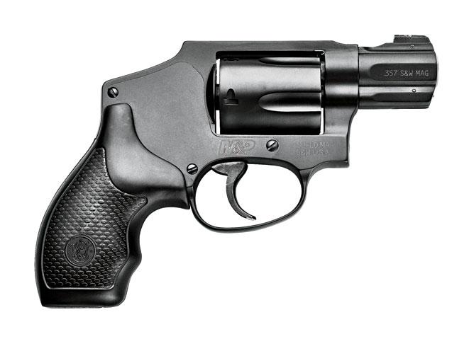 snub-nose revolver, revolvers, snub-nose revolvers, revolver, Smith & Wesson M&P340