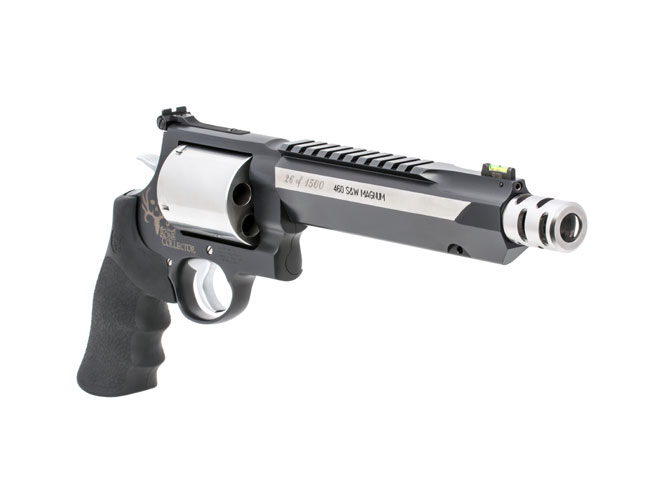 Smith & Wesson Performance Center Model 460XVR Bone Collector, smith & wesson