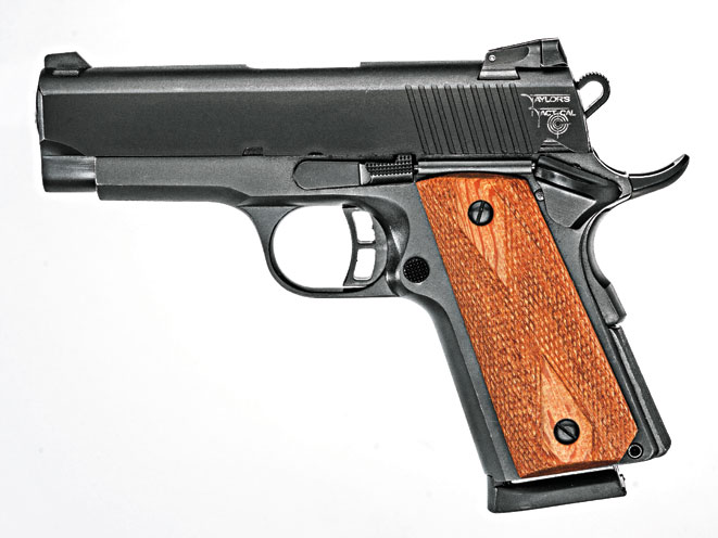 Taylor's Tactical 1911 Compact Carry, concealed carry