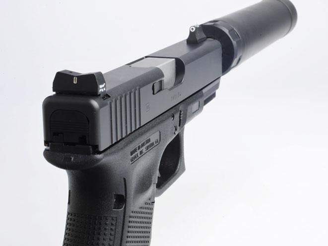 Glock Suppressor Height Sights, xs sight systems, xs sight systems Glock Suppressor Height Sights