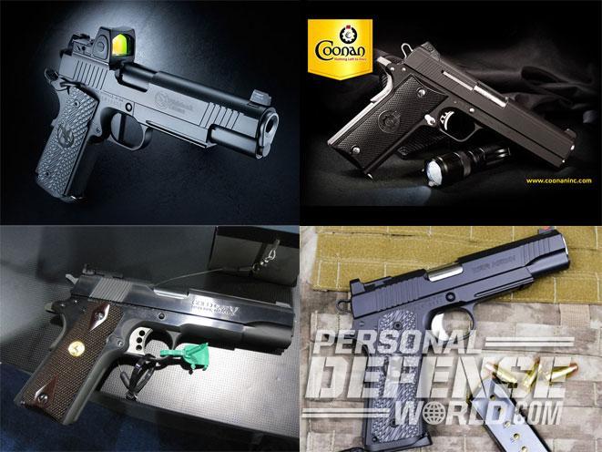 1911, 1911 pistols, 26 new 1911 style Pistols for 2015